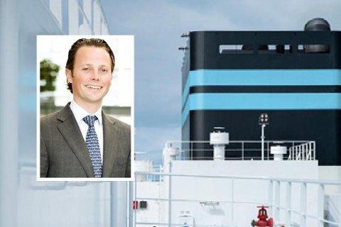 Thomas Wilhelmsen (født 1974) hadde et meget godt lønnsår i 2017.