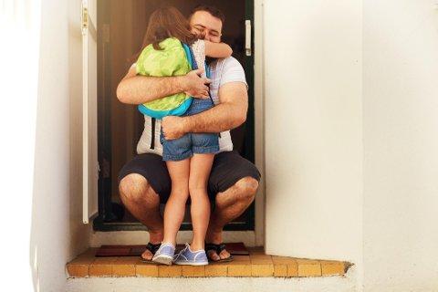 Barn som går glipp av gode fedre som ønsker å stille opp for dem, men som hindres kontakt med dem fordi mor trenerer,