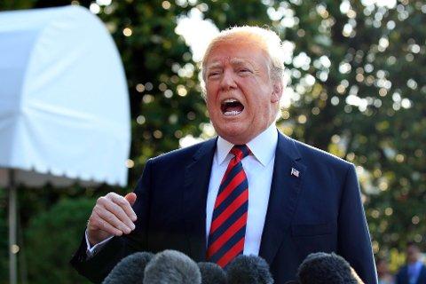 Trump har hisset på seg sine allierte med å innføre en skyhøy toll på stål og aluminium rett før G7 møtet.