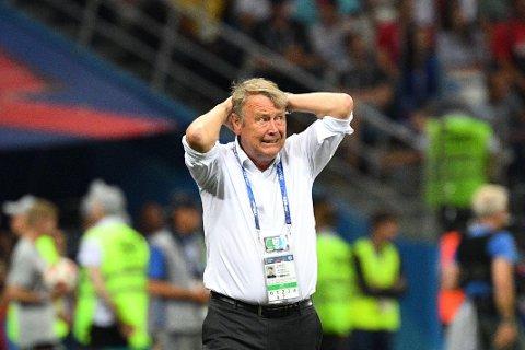 UTE AV VM: Danmark og Åge Hareide er ute av VM etter et vanvittig straffedrama mot Kroatia.