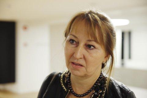 Styreleder Gunn Marit Helgesen i KS har en jobb å gjøre når det gjelder åpenhet i norske kommuner.