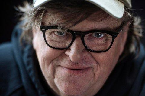 Michael Moore er denne høsten klar med Trump-dokumentaren «Fahrenheit 11/9».