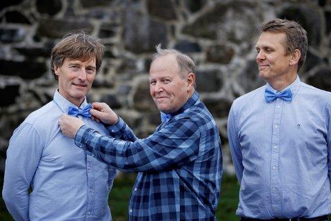 Prostatakreft er Norges klart mest utbredte kreftform. Foto: Paal Audestad