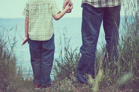Jeg ønsket å være pappa, ikke helgepappa. Men samfunnet mener mors beste er barns beste.