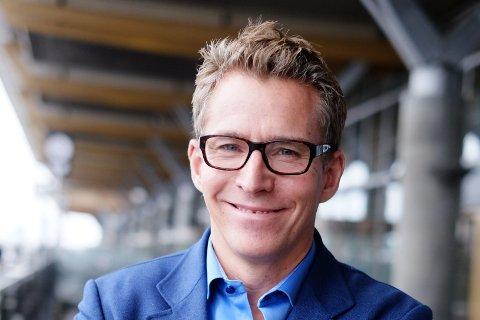 SKIENTUSIAST: Hugo Maurstad er partner i den nordiske oppkjøpsfondet Altor. Han har ansvar for blant annet Rossignol, som han skal gjøre til det ledende vintersportsmerket i Kina.