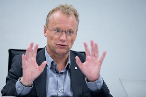 Oslos byrådsleder kjører hardt på for å feire Oslo som europeisk miljøhovdstad i 2019. Motforestillinger er ikke så velkomne.