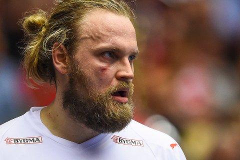 VIL HA UT NORGE: Den danske profilen Henrik Møllgaard.