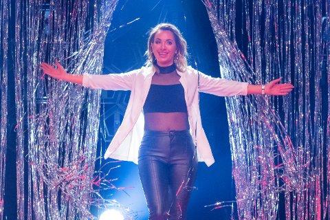 TRØNDER: Trondheimsjenta Carina Dahl skal konkurrere i den norske Melodi Grand Prix-finalen med sangen «Hold Me Down».