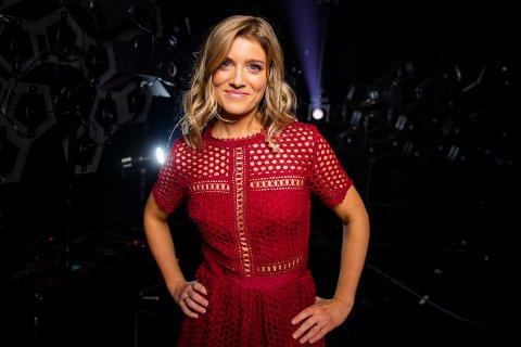 MGP-finalist: Ingrid Berg Mehus er en av de ti finalistene i den norske finalen 2. mars.