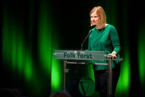 FÅR PEPPER: Det er ulike meninger etter at Venstres Guri Melby sa Norge kan lære av erfaringene danskene har gjort seg med dyrking av cannabis til medisinsk bruk.