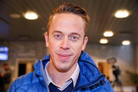SIER NEI: Fredrik Aukland vil ikke ha jobben som sportssjef på langrennslandslaget.