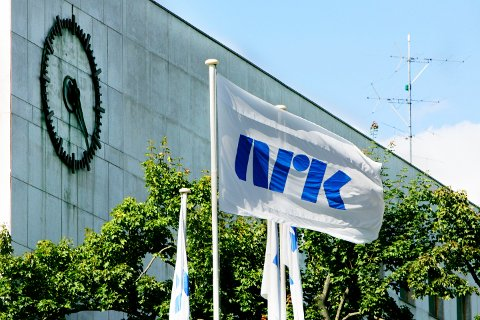 LEGGER NED LISENSAVDELINGEN: Fra og med nyttår avvikler NRK TV-lisensen.