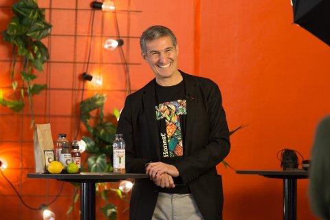 TE-KONGE: Seth Goldmans Honest Tea har en omsetning på fire milliarder kroner i året. Produktet er også kommet til Norge.