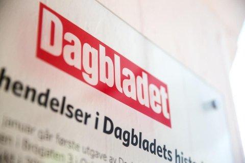 DAGBLADET: Nå søker riksavisen pressestøtte for første gang.