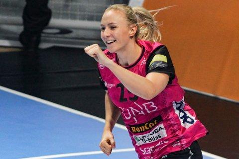 MØTER OPPSAL: Henny Reistad og hennes Vipers Kristiansand møter Oppsal i kvartfinalen i sluttspillet.
