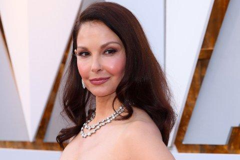 BLE GRAVID: Skuespiller Ashley Judd avslører at hun ble gravid etter at hun ble voldtatt for tredje gang. Her er hun avbildet under Oscar-utdelingen i fjor.