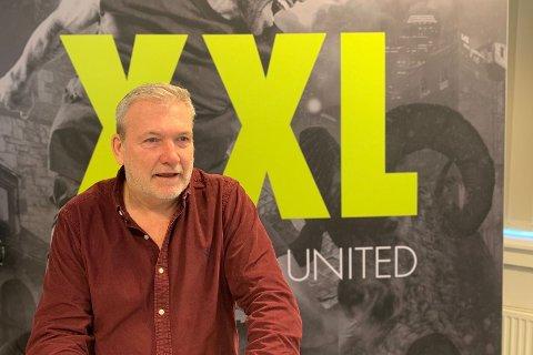Øivind Tidemandsen er storeier og operasjonsdirektør i XXL.