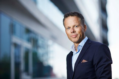 SIER LITE: Kommunikasjonsdirektør Lars N. Sæthre i Handelsbanken Norge mener betingelsene de oppgir til Finansportalen.no har liten verdi.