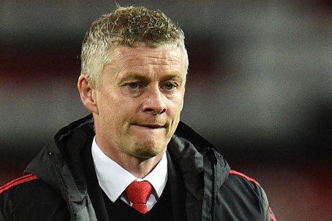 MYE Å TENKE PÅ: Manchester United-manager Ole Gunnar Solskjær.