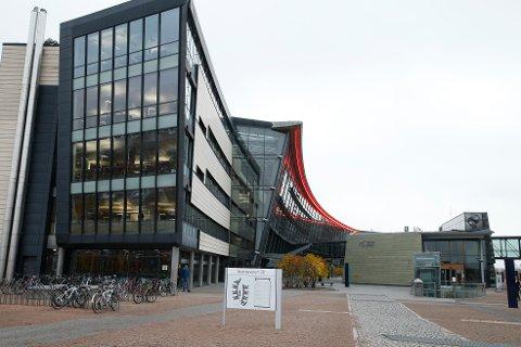 Telenors hovedkontor på Fornebu i Bærum. Foto: Terje Pedersen / NTB scanpix