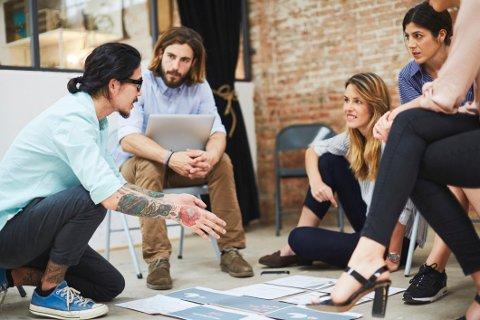 Nye bedrifter forstår ikke godt nok hvilke oppgaver det nye skal løse for kundene for at kundene tar innovasjonene i bruk.