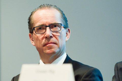 SAGT OPP: Adm. direktør Ivar Brandvold i Doklphin Drilling Management er sagt opp.