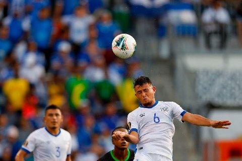 El Salvador og Narciso Orellana har ennå ikke sluppet inn et eneste mål i Gold Cup. Vi tror det blir en målfattig kamp mellom Honduras og El Salvador natt til onsdag. (Photo by AARON M. SPRECHER / AFP)