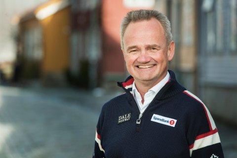 FØLGER PÅ: Store sparebanker som SpareBank 1 Midt-Norge med konsernsjefen Jan-Frode Jansson i spissen, setter nå opp boliglånsrenten.