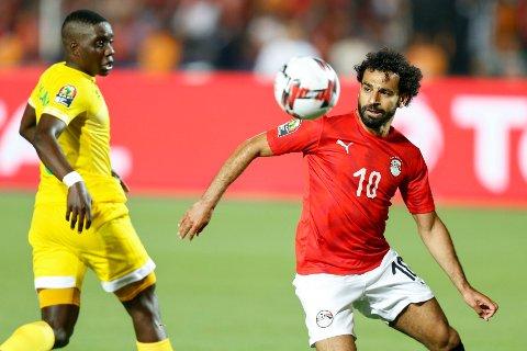 Mohamed Salah er den store stjernen hos vertsnasjonen, Egypt. Det stilles store forventninger til Liverpool-stjernen under mesterskapet som spilles på hjemmebane.