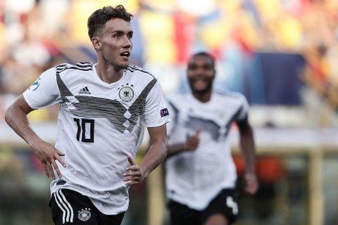 Merk deg navnet først som sist: Luca Waldschmidt. SC Freiburg-angriperen har scoret halvparten av Tyskland sine 14 mål i mesterskapet, og scoringsmaskinen kan etter hvert bli en hit i Bundesliga.