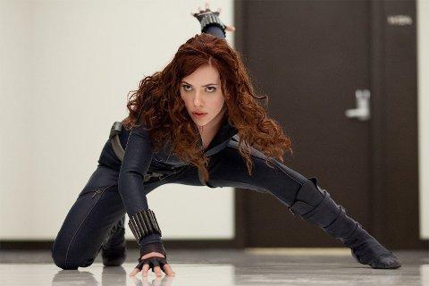 Marvel-filmene, med blant annet Scarlett Johannsson som Black Widow, vil være å finne på den ny strømmetjenesten til Disney.