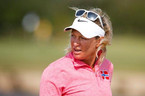 NYLIG TILBAKE: Golfspiller Suzann Pettersen skal spille Solheim Cup.
