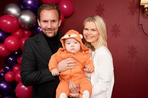 GIR SEG: Juliane og Ulrik Nygård takker for seg etter fire sesonger av «Bloggerne».