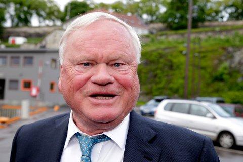 John Fredriksen. Foto: Håkon Mosvold Larsen / NTB scanpix