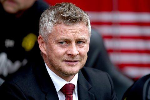 TØFF START: For Ole Gunnar Solskjær og Manchester United.