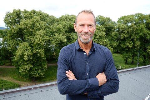 GOD FOR OVER 20 MILLIARDER: Eiendomsinvestor Ivar Tollefsen er god for veldig, veldig mange milliarder kroner.