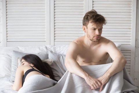 At den ene har mer sexlyst enn den andre, er et vanlig problem i et parforhold.