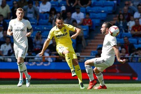 Santi Cazorla har kommet tilbake etter skadefravær og levert strålende for Villarreal denne sesongen.