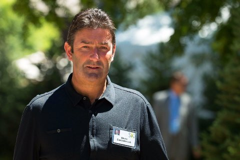 SPARKEN: Steve Easterbrook, McDonald's sin konsernsjef, har fått sparken.