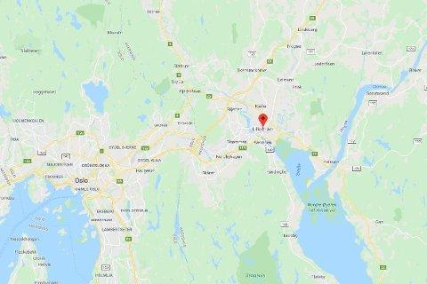 Knivstikkingen fant sted på en privatadresse i Lillestrøm sentrum.