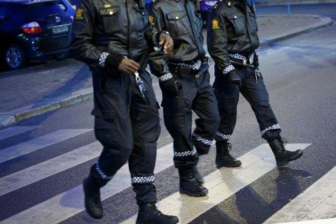 UBESATTE STILLINGER: Politiet har flere titalls ubesatte stillinger. Politidirektoratet erkjenner at noen distrikter henger etter når det gjelder oppbemanningen. Foto: Heiko Junge / NTB scanpix