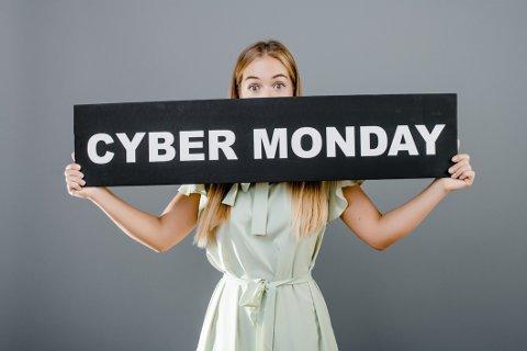Salg på cyber monday