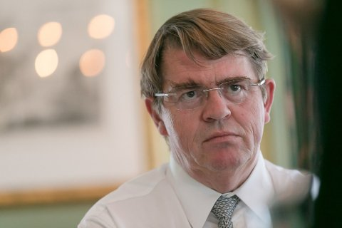 FORBANNET: Jan Petter Sissener er forbannet på det rødgrønne byråets kutt til et jobbprosjekt, nå starter han en innsamlingsaksjon.