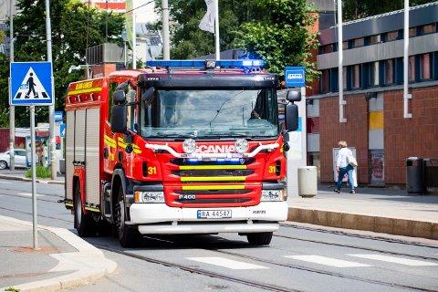 MANGE FALSKE BRANNALARMER: Kun 7 prosent av de automatiske brannalarmene er reelle, viser tall fra Oslo brann- og redningsetat.