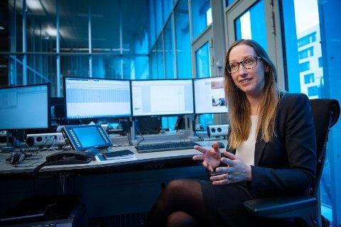 SPÅR NY KRONENEDTUR: Sjeføkonom Kjersti Haugland i DNB Markets spår at kronen vil svekke seg gjennom 2020.