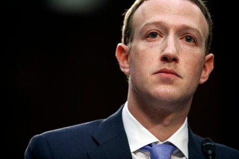 BEDRE ENN VENTET: Facebook får stadig flere aktive brukere, og inntektene var bedre enn ventet, men likevel sank aksjekursen kraftig etter at kvartalsrapporten ble lagt fram. Her grunnlegger Mark Zuckerberg.