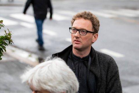 HARDE ANKLAGER: Bloggeren Fjordman, Peder Are Nøstvold Jensen, blir inklaget for å ha inspirert til massedrapene 22. juli. Da har han også en selvsagt rett til å få forsvare seg.