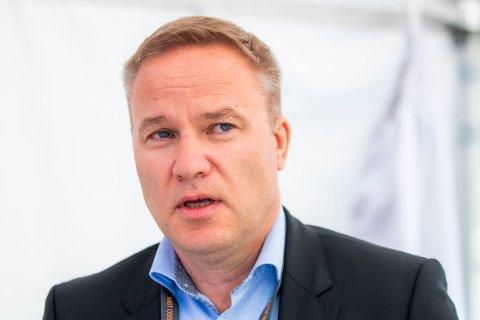 AVSLAG: Resett-redaktør Helge Lurås fikk nytt avslag på søknaden om å bli medlem i Norsk Redaktørforening.