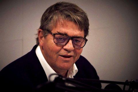 Jan Petter Sissener.