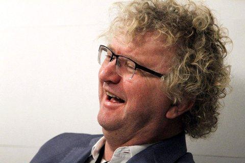 OPTIMIST: Sjeføkonom Jan Ludvig Andreassen i Eika Gruppen tror på rentekutt allerede i mars.